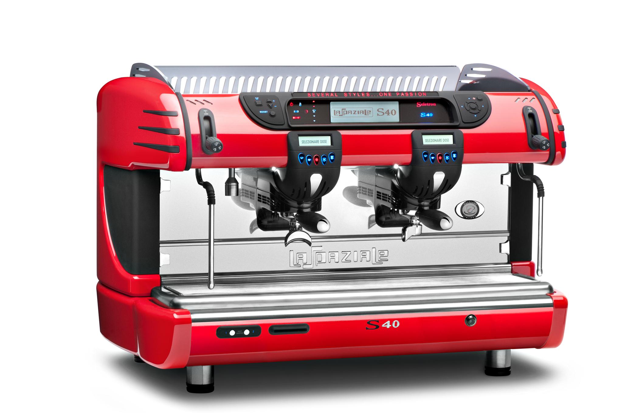 la spaziale coffee machine